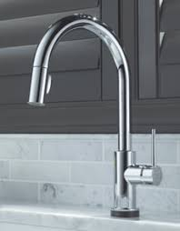 Delta Trinsic Bathroom Faucet by Trinsic Collection Delta Faucet