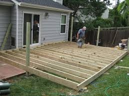 low level deck designs deck designs ground level deck design and