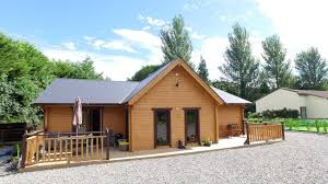 super insulated three bedroom log house oct 2016 loghouse ie