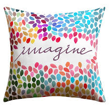 Pillow Designs by Amazon Com Deny Designs Garima Dhawan Imagine 1 Outdoor Throw