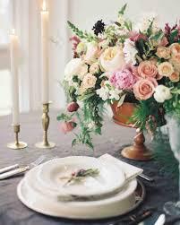 white centerpieces 38 pink wedding centerpieces we martha stewart weddings