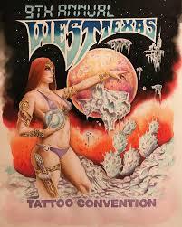 9th annual west texas tattoo convention u2013 world tattoo events