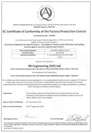 ce marking success for devon engineering company rb engineering
