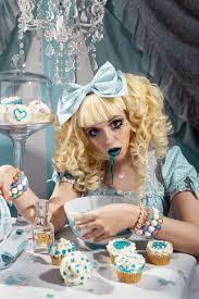 Scary Alice Wonderland Halloween Costume 25 Alice Wonderland Makeup Ideas Mad
