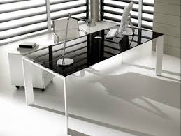 Glass Office Desk Glass And Steel Office Desks Archiproducts