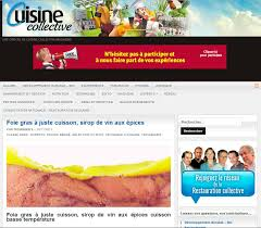 formation cuisine collective cuisson expertise presse