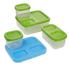 amazon com rubbermaid lunchbox sandwich kit food storage