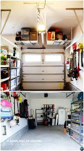 100 how to organize a garage how to make a garage hook rack