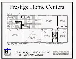 4 Bedroom 2 Bath Mobile Homes Wayne On Display 4 Bedrooms And Den 2 Baths Prestige Home