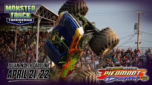 how long does the monster truck show last monster truck throwdown monster truck events photos videos