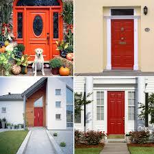 red front door meaning in