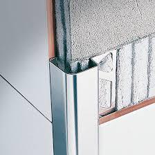 stainless steel edge trim for tiles outside corner roundcorner re
