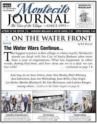 the water wars continue by santa barbara sentinel issuu