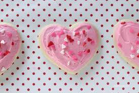 heart shaped cookies soft sugar cookies baking tip i heart nap time