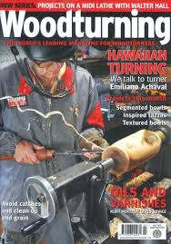woodturning magazine subscription