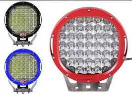 Led Driving Lights Automotive 185w High Intensity Led Driving Lights For 12 Volt To 24v Offroad