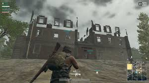 pubg is a bad game missing texture of buildings can go through walls and more