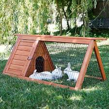 hutch rabbit animal wooden house cage coop pet outdoor chicken