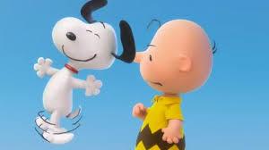 peanuts movie brings charm snoopy charlie brown