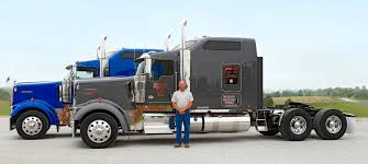 kenworth usa photo gallery first kenworth icon 900 goes to keim ts limited