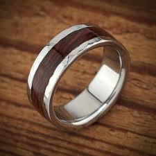 mens wood wedding bands mens wooden wedding bands as alternative rings