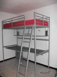 lit mezzanine avec bureau ikea lit mezzanine avec bureau ikea le lit superpos idal hauteur rduite