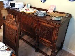 choosing dining room buffet furniture plushemisphere jacobean carved dining 1900 dining room set table 6 chairs dining