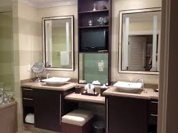 bathroom countertop storage ideas bathroom counter makeup storage mugeek vidalondon
