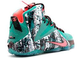 lebron 12 christmas shoes christmas holiday 2017