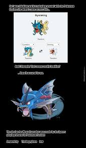 Seaking Meme - mega gyrados in pokemon fusion by ruoch meme center