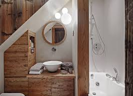 small attic bathroom ideas slanted ceiling bathroom ideas small attic with and pedastal sink