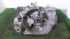 manual gearbox peugeot 406 8b 1 8 16v 127274