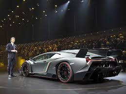 most expensive lamborghini lamborghini unveils 3 9 million veneno business insider