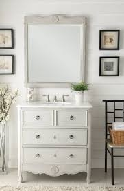 Antique Style Bathroom Vanities by 18 Best Rustic Cottage Style Vanities Images On Pinterest