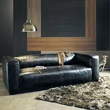 comment nettoyer un canapé en cuir noir comment nettoyer un canape en cuir noir canapac 3 4 places
