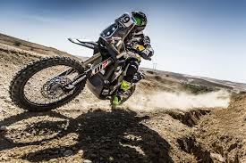 motocross racing 2 pablo quintanilla of to a strong start at morocco rally 2017