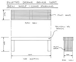 plans bench seat plans diy free download how to make garage