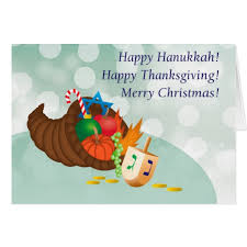 images of happy thanksgiving and hanukkah sc