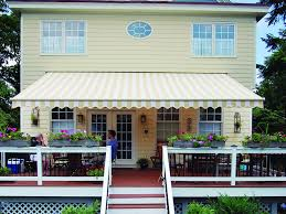 Deck Awnings Retractable Retractable Awnings A Hoffman Awning Co