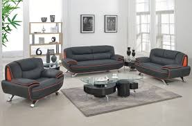 Modern Leather Living Room Furniture Sets Stylish Leather Living Room Furniture Designs Ideas Decors