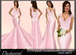 of honor dresses second marketplace pippa bridesmaid dress pink wedding