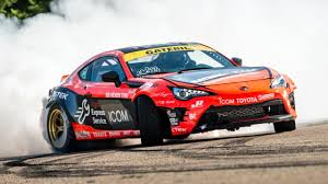 modified toyota gt86 video a 1 150bhp toyota gt86 drifts like crazy top gear