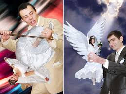 russian wedding awfully photoshopped russian wedding pictures