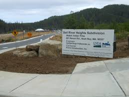 United States Department Of Agriculture Rural Development Sail River Heights Subdivision Akana