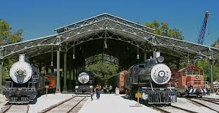 California Travel By Train images Travel town museum los angeles ca california beaches jpg