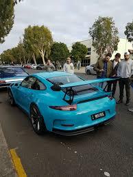 koenigsegg miami miami blue 911 gt3 rs