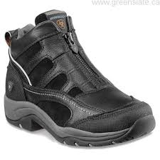 boots sale australia canada s shoes work boots ariat terrain zip h2o black
