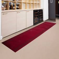Red Kitchen Ideas Red Kitchen Rugs With Passionate Look The New Way Home Decor