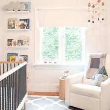 Neutral Baby Nursery A Baby U0027s Pink U0026 Dreamy Nursery U2014 Winter Daisy Interiors For