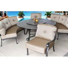 Outdoor Living Room Set Heritage Outdoor Living B00qkxkyts Outdoor Patio 8 Person Dining